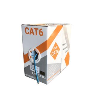 LTS LTAC6250BL-CMP U/UTP Categoty 6 Indoor Plenum CMP Cable