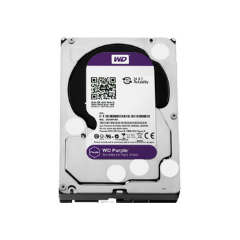 LTS DHWD80PUZX Western Digital Purple Surveillance Hard Drive - 8TB