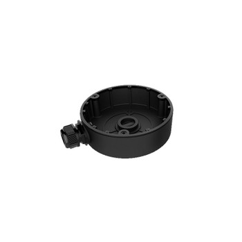 LTS LTB03-B Black Junction Box for Dome Camera