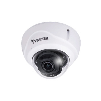 Vivotek FD9387-HTV 5MP IR H.265 Outdoor Dome IP Security Camera