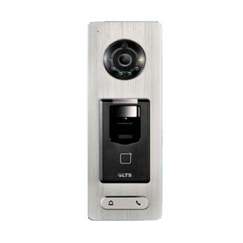 TS LTK3500SF Video Access Control - 1 Door Terminal Finger Print Reader, 2MP