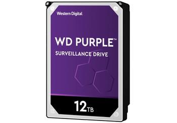 Western Digital WD121PURZ 12TB Purple Surveillance Hard Drive