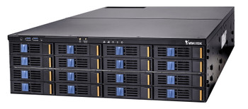 Vivotek NR9782 128 Channel H.265 Network Video Recorder - No HDD included, 16Bay