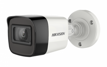 Hikvision DS-2CE16D3T-ITF 2.8MM 2MP Outdoor Ultra-Low Light Bullet HD Analog Security Camera