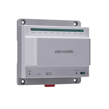 Hikvision DS-KAD709 Two-Wire Video/Audio Distributor