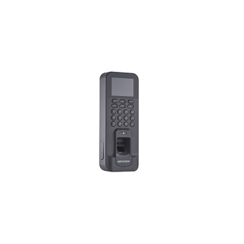Hikvision DS-K1T804MF Fingerprint Access Control Terminal - M1 Card and Fingerprint