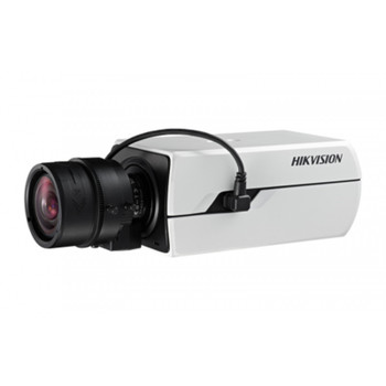 Hikvision DS-2CE37U8T-A 4K Indoor Ultra-Low Light Box HD Analog Security Camera