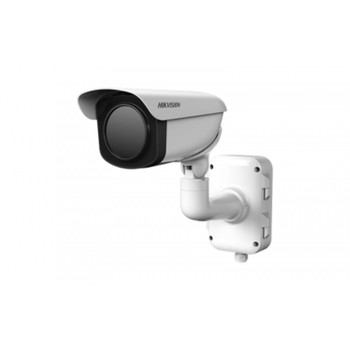 Hikvision DS-2TD2336-100 384x288 H.265 Thermal Bullet IP Security Camera with 100mm Fixed Lens