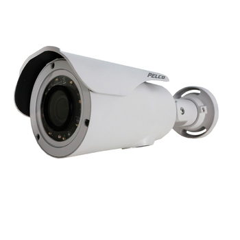 Pelco IBP831-1ER 8MP IR H.265 Outdoor Bullet IP Security Camera