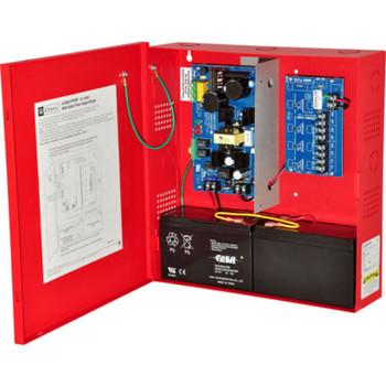 Altronix AL400ULPD4CBR Power Supply Charger - 4 PTC Class 2 Outputs