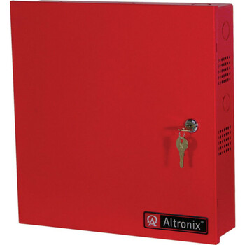 Altronix AL600ULPD4CBR Power Supply Charger - 4 PTC Class 2 Outputs