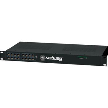 Altronix NetWay8V Midspan PoE Injector - 8 Port