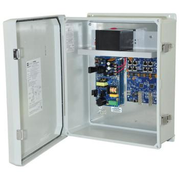 Altronix NetWaySP8LWPX Dual 1G Fiber SFP - 2 ports 10/100/1000 PoE/PoE+