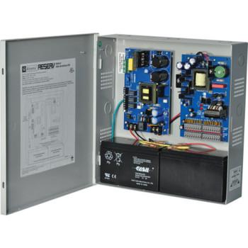Altronix ReServ2V Video Surveillance UPS - 16 PTC Outputs 24VAC @ 4A