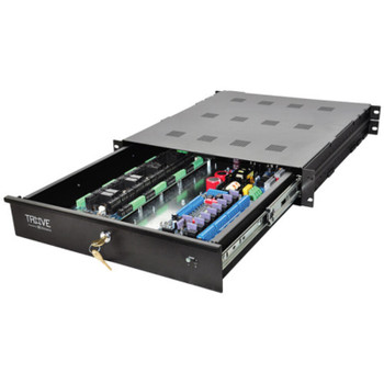 Altronix Trove1SH1R Altronix/Software House Access and Power Integration Rack Mount Enclosure with Backplane - Trove1 Rack Series