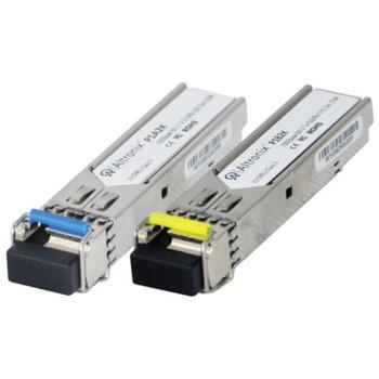 Altronix P1AB2K Small Form-Factor Pluggable (SFP) Single-Mode Transceiver Kit