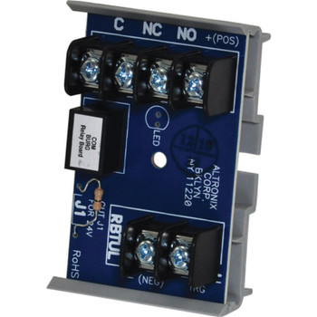 Altronix RBTUL Relay Module - 12/24VDC
