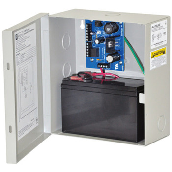 Altronix AL125ULE Access Control Power Supply Charger - 2 PTC Class 2 Outputs