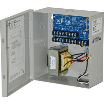 Altronix AL168CB Power Supply - 8 PTC Outputs