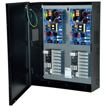 Altronix Trove1PD1 Altronix/PDK Access and Power Integration Enclosure with Backplane - Trove 1 Series