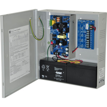 Altronix eFlow3N4D Power Supply Charger - 4 PTC Class 2 Outputs