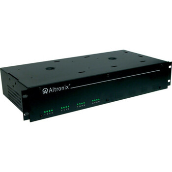 Altronix R615DC416ULCB CCTV Power Supply - 16 PTC Class 2 Outputs