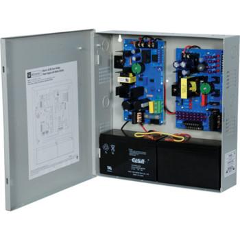 Altronix ReServ1 Video Surveillance UPS - 4 PTC Outputs 12VDC @ 2A and 12 PTC Outputs 24VAC @ 4A