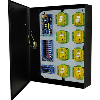 Altronix Trove2PX2 Altronix/Paxton Access and Power Integration Enclosure with Backplane - Trove 2 Series