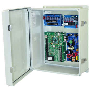 Altronix Trove1M1WP Outdoor Altronix/Mercury-Lenel Access and Power Integration Enclosure with Backplane