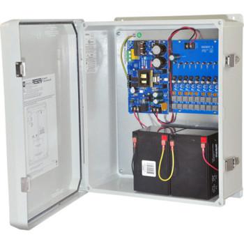 Altronix ReServ3WP Video Surveillance UPS - 16 PTC Outputs 12VDC @ 8A