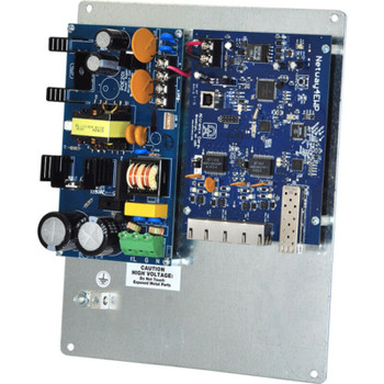 Altronix NetWay4EPL Indoor/Outdoor PoE+ Hardened Switch