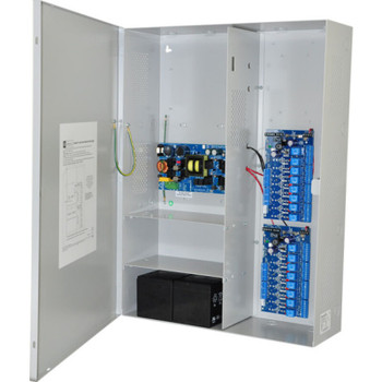 Altronix Maximal7D Access Power Controller with Power Supply/Charger - 16 PTC Class 2 Relay Outputs