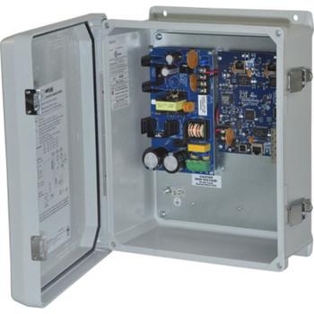 Altronix NetWaySP3WP Single 1G Fiber SFP - 3 port 10/100/1000 (2 ports PoE/PoE+ 60W Hi-PoE & 1 port PoE/PoE+); Hardened