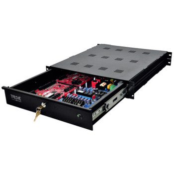 Altronix Trove1M1R Altronix/Mercury-Lenel Access and Power Integration Rack Mount Enclosure with Backplane - Trove1 Rack Series