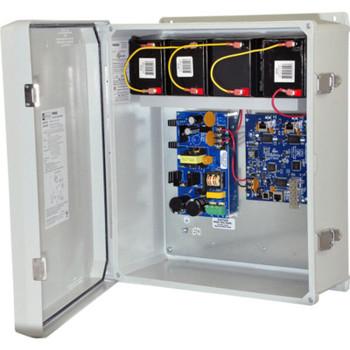 Altronix NetWaySP3WPX Single 1G Fiber SFP - 3 port 10/100 (2 ports PoE/PoE+ 60W Hi-PoE & 1 port PoE/PoE+); Hardened