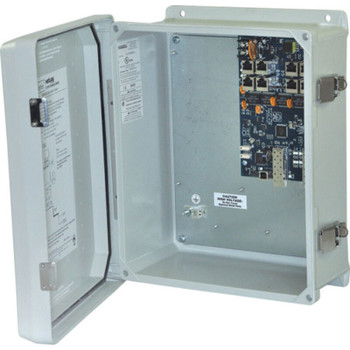 Altronix NetWaySP8WPN Dual 1G Fiber SFP - 2 ports 10/100/1000 PoE/PoE+