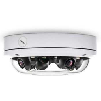 Arecont Vision AV12975DN-NL 12MP Multi-sensor Outdoor Dome IP Security Camera - No Lens included
