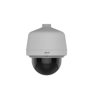 Pelco P1220-ESR1 2MP Outdoor PTZ IP Security Camera - Clear Dome