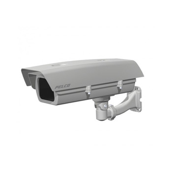 Pelco EH20-P-H Outdoor Housing with Heater & Blower and PoE+/HPoE