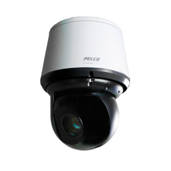 Pelco P2820-ESR 8MP 4K IR H.265 Outdoor PTZ IP Security Camera - 20x Optical Zoom