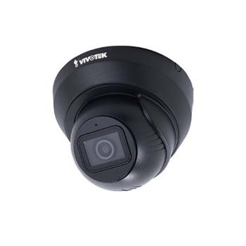 Vivotek IT9389-HT-B 5MP IR H.265 Outdoor Turret IP Security Camera - Built-in mic