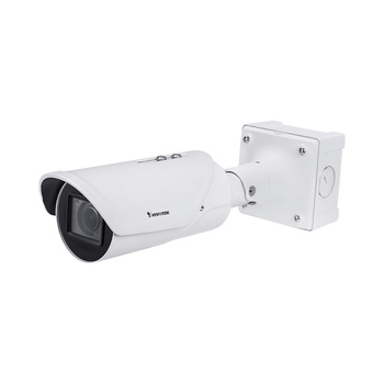 Vivotek IB9387-LPR 5MP Outdoor License Plate Recognition IP Security Camera with embedded LPR Software