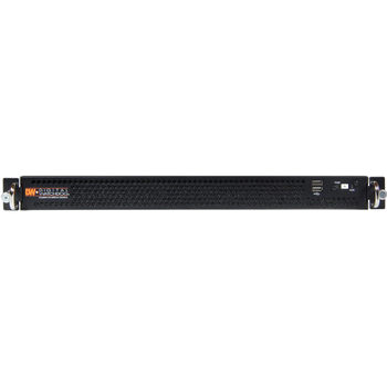 Digital Watchdog DW-BJP1U10T 64 Channel Network Video Recorder - 10TB HDD included, 4 IP licenses included
