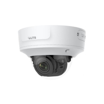 LTS CMIP7283NW-SZ 8MP IR H.265 Outdoor Dome IP Security Camera