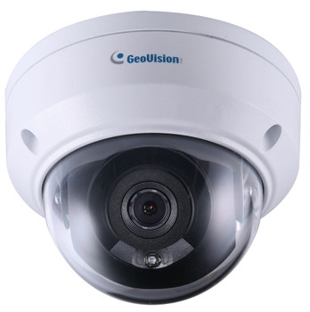Geovision GV-ADR4702 4MP IR H.265 Outdoor Mini Dome IP Security Camera