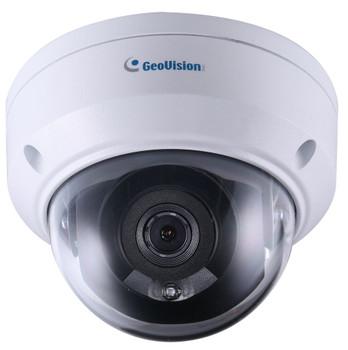 Geovision GV-ADR2702 2MP H.265 IR Outdoor Mini Dome IP Security Camera