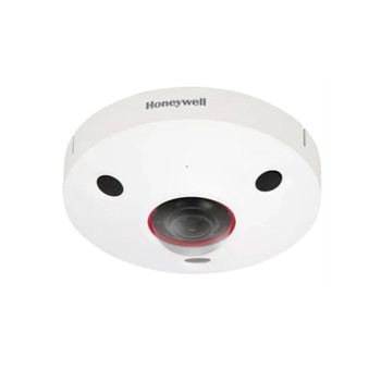 Honeywell HFD8GR1 12MP IR Rugged Fisheye IP Security Camera
