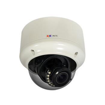 ACTi A87 5MP IR H.265 Outdoor Dome IP Security Camera