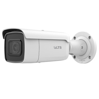 LTS CMIP9763NW-SZ 6MP H.265 IR Outdoor Bullet IP Security Camera