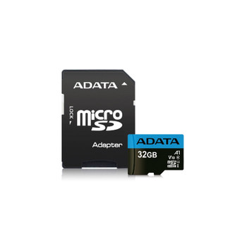 LTS MSDH32GUI3V30G-RA1 ADATA Premier PRO microSD with Adapter, 32GB